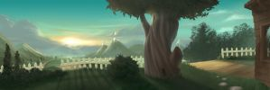 Animation background... by Norke