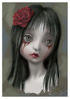 Stolen Art: Rose by Ede1986