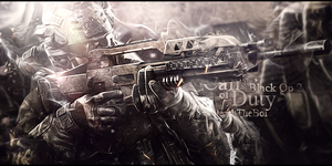 Call Of Duty Black ops 2 by BoiUchiha