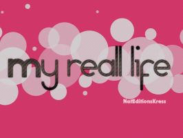 My Reall Life - Prologo by NatEditionsKress