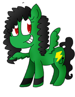 Candy Chaser Redesign by CandytheHedgebatcat9