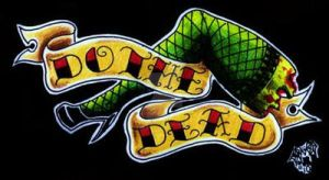 Do The Dead doodle by Vicki-Death