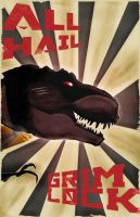 All hail Grimlock by Superconvoy75