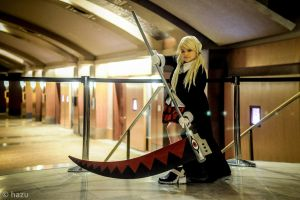 Maka Albarn - Sakuracon 2013 - Private Shoot - 14 by Elegant-Blue-Heart