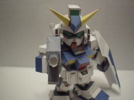 My First Gundam Papercraft by L8-Knight