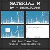 Material M Skinpack by Doom101don