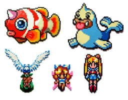 Random Sprites by Aenea-Jones