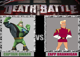 Death Battle Fight Idea 44 by Death-Driver-5000