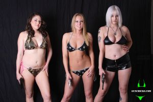 3 Girl Photoshoot by renegadeartworks