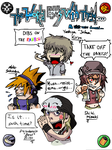 The World Ends With Them... by PharoahArch