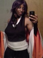 Captain Yoruichi!! by Linked-Memories-21