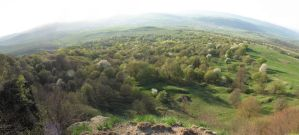 Panorama 0004 - View from Szarkako by Goppo713