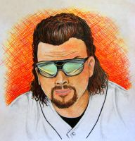 Kenny Powers by bigcas61