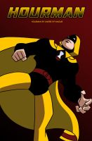 Hourman-01 by FLComics
