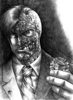 Two-face by harrybognot