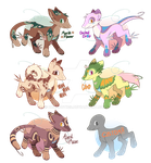 [OPEN] Heart Lure Batch 1 [now accepting points] by Dracobby