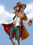 Dronk Ezio by fantasy-fairyland