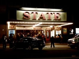 State Theatre by xILoveYouNot