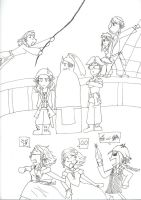 FMA+My Friends Equals Pirates? by Jetsir