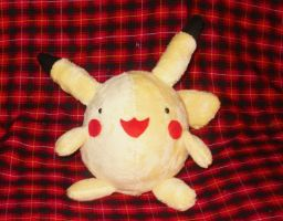 Pika Ball by StitchyGirl