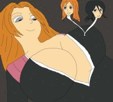 Bleach Giantess 2 by Final7Darkness