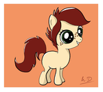Filly Canni! by hllday