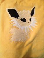 Jolteon Blanket by GraycilynTalor