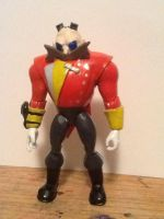 Dr. Eggman (Sonic Boom) figure by ArtKing3000