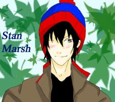 Stan Marsh-aka Darsh Colored by Roselynd