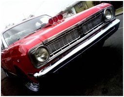 Ford Falcon by thexhellion