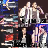 Big Time Rush Summer Break Tour 06.21.13 CA Part2 by CaamiMaslow