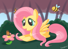 Oh hey there little one by Domestic-hedgehog