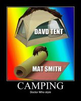 Camping Doctor Who Style by Angel-of-Alchemy-42