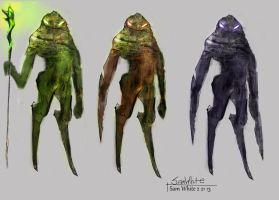 Creature 1 by Concept-Cube