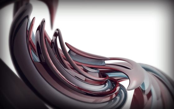 3d Abstract by iEvgeni
