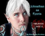 Johnathan/Fenris by mandykat
