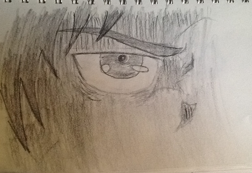 Eren Jaeger eye by FullMetalDemonHunter