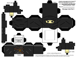 Ninjago Cole cubee part one by lovefistfury