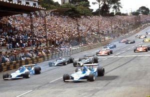1979 Brazilian Grand Prix Start by F1-history