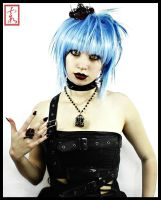Visual Kei Gothique Shoot 1 by Necrosarium