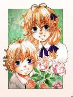 Twins by lince