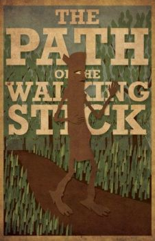 The Path of the Walking Stick by TheNorthSideKid