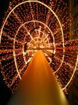 Light spiral by kalein