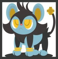 Luxio by Child-Of-Neglect