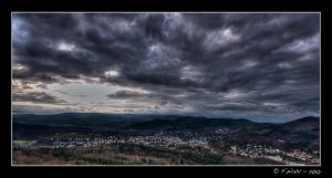 Black Forest - HDR by Eik84