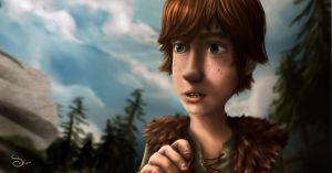 Hiccup by Sileaux