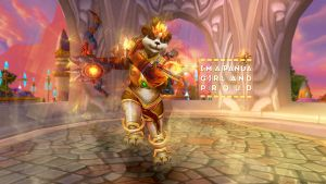 Pandaren Wallpaper by Jassinta
