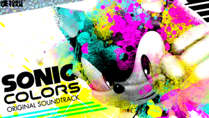 sonic colours psp wallpapers by 7chopsticks7