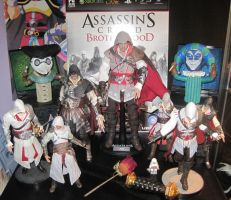 My Sassy Assassin's Collection by MikuLance382