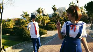 CLANNAD: Town, Flow of Time, People by Miyazawa-Lulu
